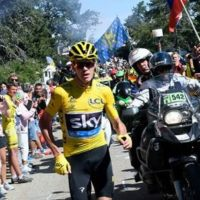 Froome Jogging